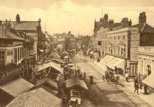 Our Watford History: A community history site containing photos, memories, old documents, historical information and comments. Watford, Statues, Vintage Photos, Paris Skyline, History, Places, Travel, Historia, Viajes