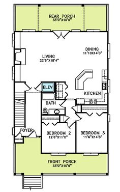 1000 images about retirement living on pinterest floor for Beach house plans with garage underneath
