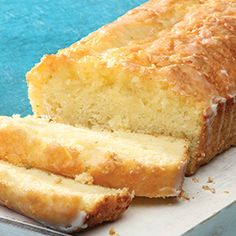 Zucchini Lemon Bread - Recipe from Price Chopper