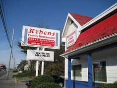 Athens Family Restaurant Nashville, TN