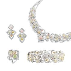 Aurora Diamond, Suites, High Jewellery Collection