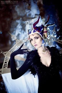 Final Fantasy 8 Edea Cosplay