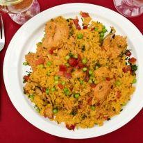 Arroz con pollo/ Rice with Chicken