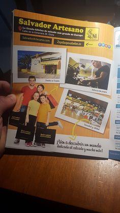 Publicación en la revista impuls plus