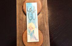OtterNonsenseDesigns Let It Go Bookmark
