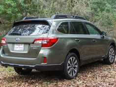 2015 Subaru Outback: review - Roadshow