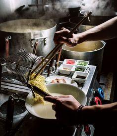 If you're going to eat ramen in #yyc, make sure you're ordering it at Goro + Gun. #ramen #japanese #noodles