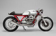 Racing Cafè: Moto Guzzi Cafè Racer by Kaffeemaschine #
