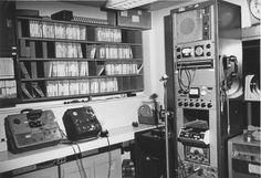 Studio des bruiteurs, Radio-Canada