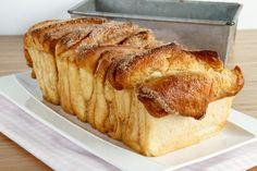 """Pan dulce de canela """"a tiras"""" - MisThermorecetas"""