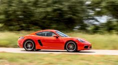 #Leasing a 2017 #Porsche 718 ins Simple with Premier, apply online today at www.premierfinancialservices.com