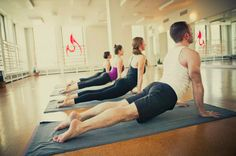 Class Action: Modo Flow at Modo Yoga