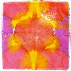 The - Dye paper
