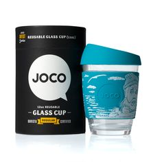 JOCO ARTIST SERIES | Limited Edition 2015 | 12 oz. takeaway cup | Artist Lars K. Huse (NOR) | Adding a little flair to your daily brew is the JOCO Artist Series. The original collaboration, with three creative folk, blends the culture of coffee with stirring design. Shop www.jococups.com | #LarsKHuse #illustrationandcoffee #gift #christmasgiftidea #reusablecup #glasstravelmug #travelmug #glass #coffee #tea #cafe #specialtycoffee #owls #illustration #design #art #collaboration