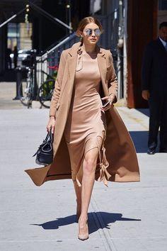 Gigi Hadid style, Джиджи Хадид