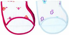 Amazon.com : aden + anais 2 Pack Muslin Burpy Bib, Jungle Jam : Baby Burp Cloths : Baby  Lots and lots of Burp Cloths - you can never have enough!!!