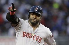 #Rumor: David Ortiz pide a los Red Sox firmar a Edwin Encarnación y José Fernández