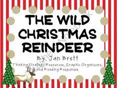 Reindeer Christmas Winter Activity