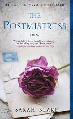 {WANT TO READ} The Postmistress by Sarah Blake - a book I've been meaning to read #MMDchallenge #MMDreading