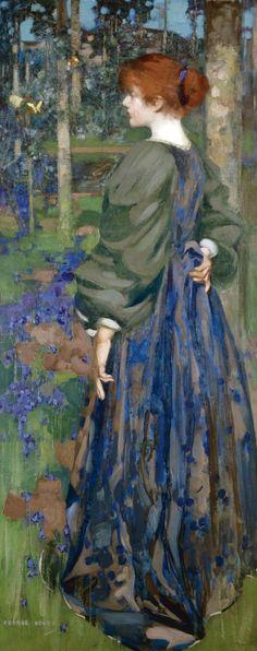 George Henry | The Glasgow School of Art | Tutt'Art@ | Pittura * Scultura * Poesia * Musica |