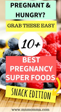 Healthy Pregnancy Food Ideas for moms in their first Trimester experiencing morning sickness! Great tips for healthy snacks for pregnant moms. Snacking frequently is key to helping morning sickness and getting good nutritious food to you and your baby! Best Pregnancy Foods, Healthy Pregnancy Food, Pregnancy Info, Pregnancy Nutrition, Pregnancy Health, Pregnancy Eating, Pregnancy Food List, Pregnancy Diets, Pregnancy Care