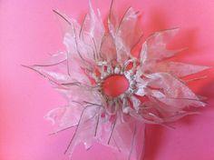 AuRa Treasury: DIY Projects - Hair Scrunchies - Idea from tutu dress