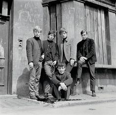 vintage everyday: Early Photographs of the Rolling Stones by Philip Townsend, from 1962-1963