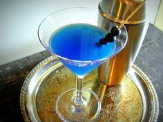 Blueberry Martini - Que Rica Vida