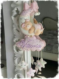 Baby Shawer, Baby Kind, Felt Name Banner, Nursery Bunting, Baby Mobile, Baby Room Decor, Room Baby, Felt Decorations, Pumpkin Decorating