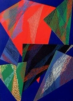 Dorazio, Piero (1927- ) - 1991 Cromatismo   Flickr - Photo Sharing!