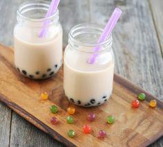 Making Perfect Tapioca Pearl Milk Tea   Kirbie's Cravings   A San Diego food blog