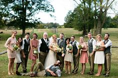 Fort Mill Barn Wedding