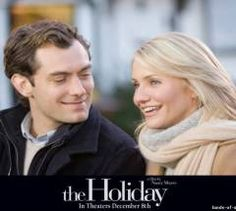 Why The Holiday, starring Kate Winslet, Cameron Diaz and Jude Law, is the best and most comforting film to watch this Christmas. Be With You Movie, See Movie, Love Is In The Air, Jude Law, Film The Holiday, Holiday Movies, Sherlock Holmes, Nancy Meyers Movies, Best Chick Flicks