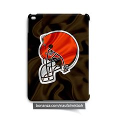 Cleveland Browns Ruffles Silk iPad Air Mini 2 3 4 Case Cover