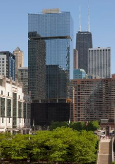 Live in the center of it all at Optima Chicago Center!