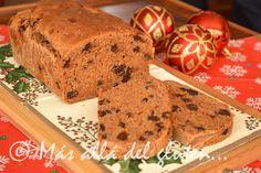 Más allá del gluten...: Pan de Pascua sin Nueces (Receta GFCFSF, Vegana)
