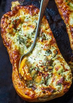 creamy-four-cheese-spinach-butternut-squash