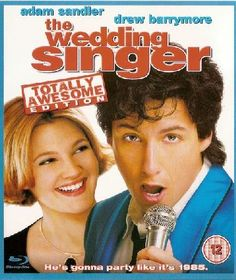 The Wedding Singer It Is 1985 And Robbie Hart Adam Sandler Makes His Living As A At Receptions When He Jilted By Friend Linda