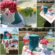 baby shower picnic