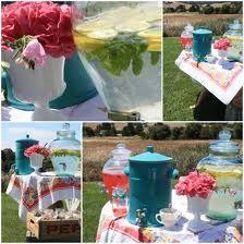 baby shower picnic