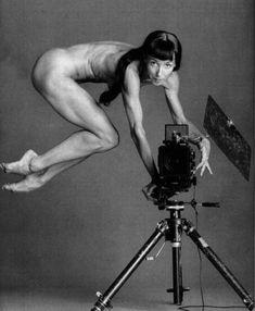 Sylvie Guillem for Vogue Paris