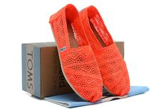 Women Toms Crochet Shoes,cheap toms shoes,I do really like this.