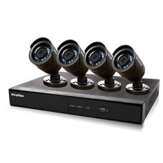 Special Offers - LaView 4 Channel Complete 960H Security System w/Remote Viewing 500 HDD 4 x 600TVL Bullet Cameras LV-KDV1404B6BP-500GB - In stock & Free Shipping. You can save more money! Check It (April 23 2016 at 06:56AM) >> http://motionsensorusa.net/laview-4-channel-complete-960h-security-system-wremote-viewing-500-hdd-4-x-600tvl-bullet-cameras-lv-kdv1404b6bp-500gb/