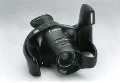 Canon Compendium - Bob Shell  Prototype (1985 Luiji Colani)