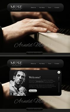 Design gets time... Get Template Espresso! That's JavaScript Based #template // Regular price: $62 // Unique price: $3700 // Sources available: .HTML,  .PSD  #JavaScript #Responsive #Music