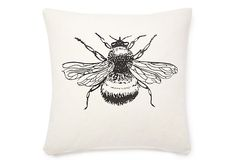 The French Connection      Bee Pillow  French Laundry Home    $69.00