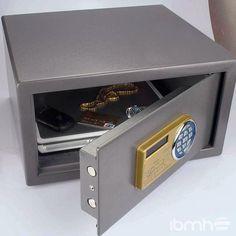 Importar Cajas Fuertes de China. Import Safe Box from China.