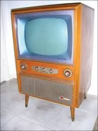Image result for 1950s tv