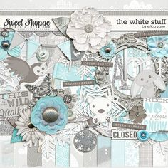 The White Stuff by Erica Zane at SSD
