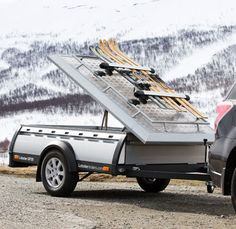 Lobster Trailers • A passion for the outdoors
